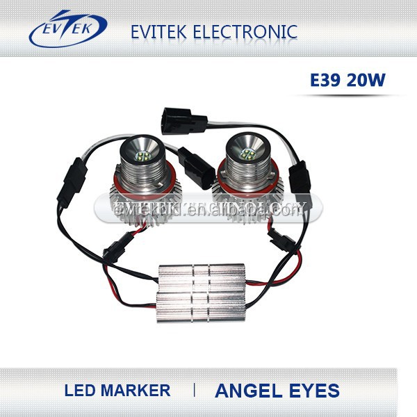 20W Canbus Led Marker Kit for BMW E60 E39/E53/E60/E63/E65/E87 Led Angel Eyes