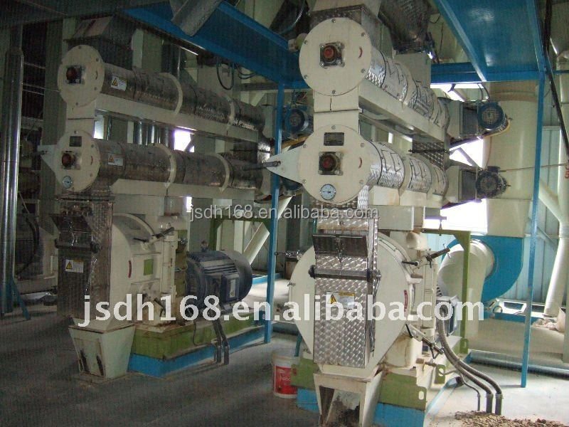 Animal Feed Production Line For Pigeon Bird