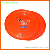 Promotional 9'' Plastic Flying Plastic Expanding Frisbee
