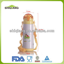 600ml 304 inner 201 outer stainless steel vacuum children jugs BPA free