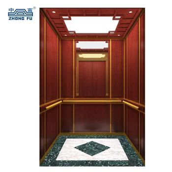 8 Floor 10 persons 800KG Load High Quality CE Certification Passenger Elevator