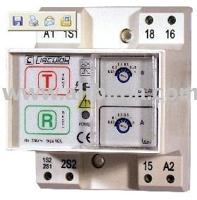 Automatic Self Reclosing Earth Leakage Relay