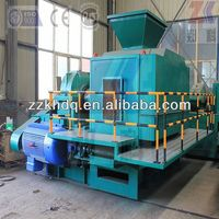 30T coal briquette ball making machine/ball maker
