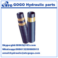 high pressure rubber hydraulic hose