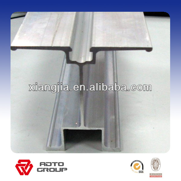 extruded aluminum scaffolding h beam support bracket