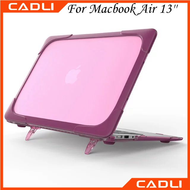 Protective Laptop Bottom flag cute print hard case for apple macbook air 13''