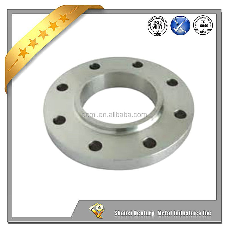 Steel and ductile iron convoluted flange ring ips bolt