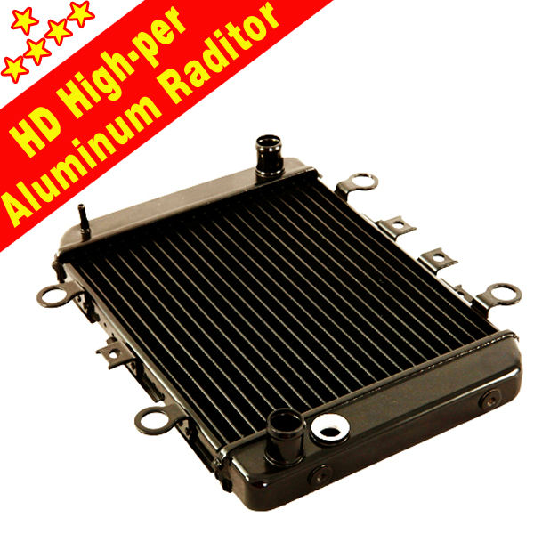 OEM Motorcycle replacement Radiator for Suzuki GSXR600/750 04-05