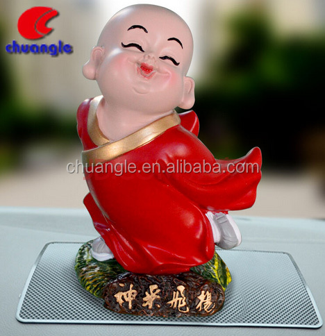 Joyful Monk Figure Toy, Popular Items for Little Monk Statue
