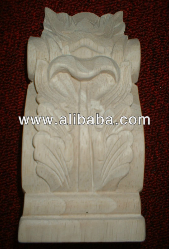 Carved Corbel A