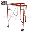 Guangzhou Factory Q235 Steel Portable Scaffolding Frame For African