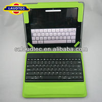 for ipad air PU Blue Tooth Keyboard Cover