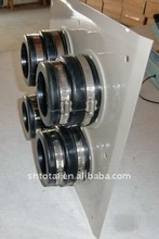 "cable wall entry for 1/2"" coxical cable"
