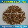 2-4mm golden expanded Vermiculite