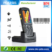 Rugged Android 4.2 handheld industrial PDA NFC/RFID reader/barcode scanner WIFI barcode reader
