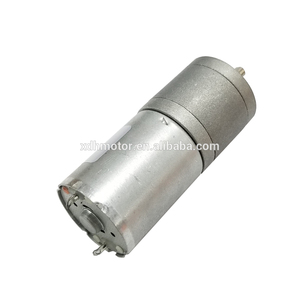 12V 150rpm dc gear motor for Electric curtain, 12v 24v dc worm gear motor