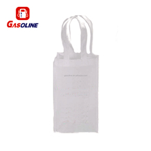 Durable promotional fold non woven tote bag