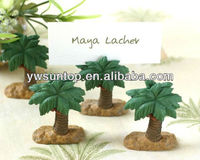 Palm Tree Place Card Holders WeddingTable Decoration