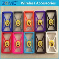 2015 China Suppliers Special Design Silicone Gel Rubber Mobile Phone Cover Case For Iphone 6