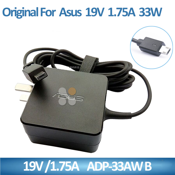 Genuine ADP-33AW B charger adapter for Asus Eeebook X205 X205T X205TA Tablet