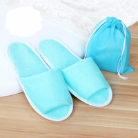 High quality wholesale heat resistant disposable slippers for hotel