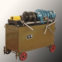 Hongli rebar threading machine/threading machine for rebar