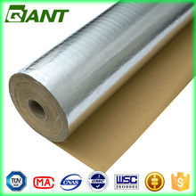 silver reinforced aluminum foil insulation roll for sale