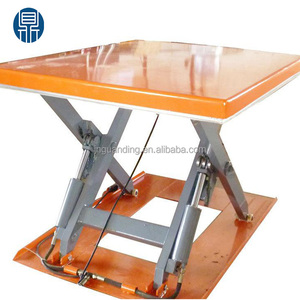 Standard electric lift/elevated platform with high quality