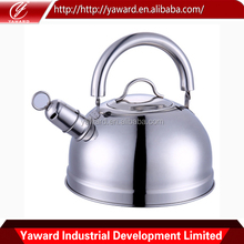 Good Grade Kitchen Accessory Stainless Steel Whistling Kettle