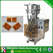 manufacture pumpkin seed oil 3 side seal sachet packing machine with CE approved