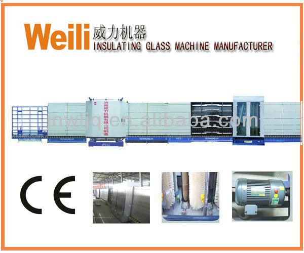 Vertical Hollow Glass Production Line