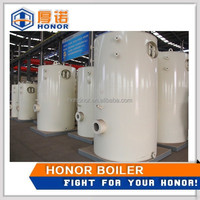 LSS Vertical High Quality Gas Oil Fired Steam Boiler