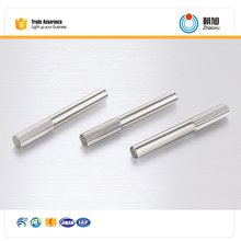 China manufacturer customized stainless steel electric motor spline shaft