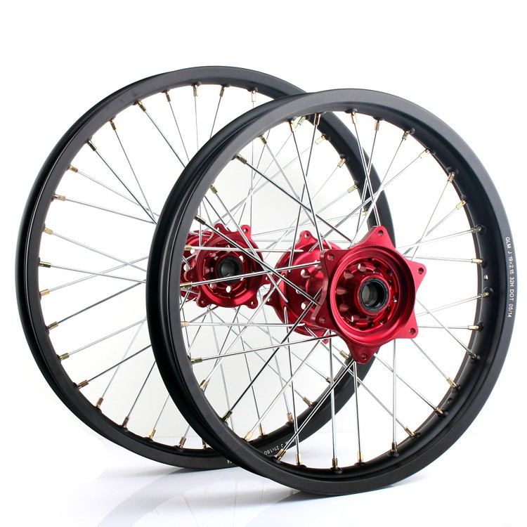 Custom 36 spoke aluminum alloy motorcycle wheel for HONDA CRF 450R