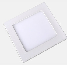 2017 Factory Price Led Light for Home Led Square Light Panel Surface Mounted Led Panel Light