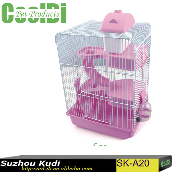 Pet hamster cage factory supply