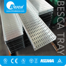 BESCA Manufactured Main Product outdoor Flexible Perforated Cable Tray