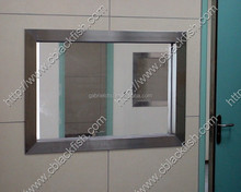 hospital protective lead glass medical x-ray room glass