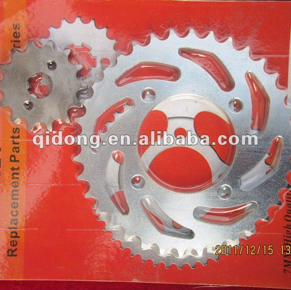 best sets motorcycle hebei sprocket
