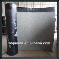 strong self-adhesive SBS types modified bituminous waterproofing membrane roofing materials