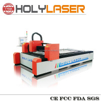 zhejiang holy laser leading Laser Manufacture Metal fiber laser cutting machine