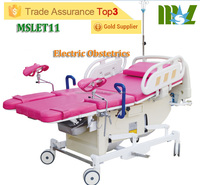 Brand New Flexible Electrical Obstetric Delivery Bed for Parturition/ Birth Bed for Pregnency MSLET11-L