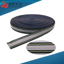 Factory Customizes High Tenacity Feature Multipurpose Eco-friendly Okeo-Tex elastic tape for waist band