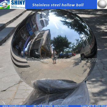 2M stainless steel hollow ball