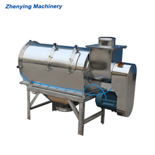 Electric food grade rotary sifter