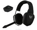 Huhd Optical Stereo Wireless Gaming Headsets/Over Ear Headphones with Detachable Microphone/Digital Audio - HW-398