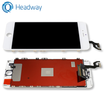 High quality oem lcd display for iphone 6s plus screen replacement with digitizer