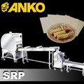 Anko Industrial Mixing Making Commercial Spring Roll Sheet Making Machine