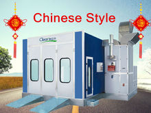 Custom Design -Chinese Style European Quality Italy Technology Car Repair Tools - Spray Booth