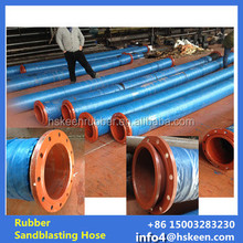 10 inch Fast delivery floating dredge hose pipe marine oil rubber hose